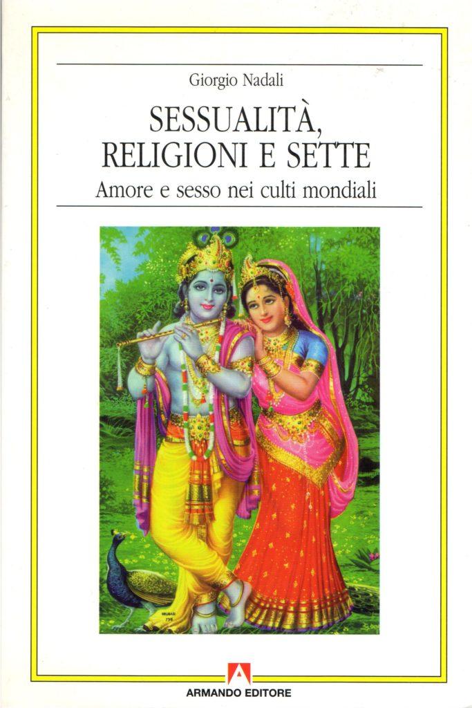 Giorgio Nadali: Sessualita-religione-sette copertina