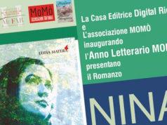 Nina di Luisa Matera, la presentazione domenica 23 Aprile