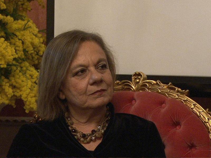 Annarosa Macrì, giornalista e scrittrice