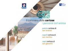 Il cammino delle certose: a Napoli la presentazione del volume| News