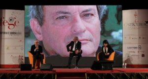 Nel video il talk e la premiazione diLorenzo FazioeGermana Beha, figlia diOliviero Behain occasione delPremio Castrolibero – Memorial Oliviero Beha
