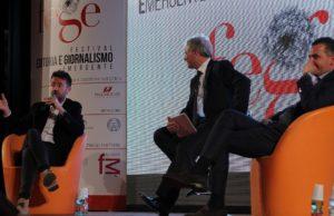 Nel video il talk e la premiazionediAndrea Scanzi, in occasione del premio Castrolibero – Memorial Oliviero Behasvolto il 13 Aprile 2018, con Piero Muscari e Orlandino Greco.