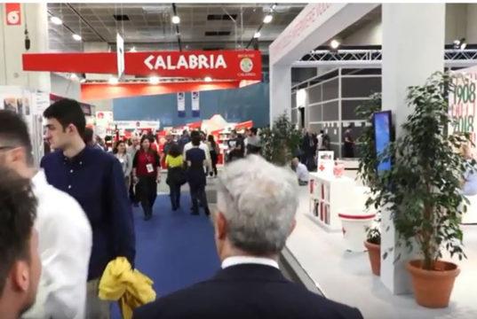 La Regione Calabria al Salone del Libro: il riepilogo di sabato 12 maggio