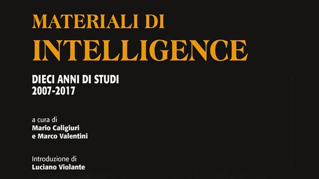 Materiali di intelligence: la presentazione a Udine   Scrittori.tv