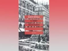 """Libro di Carlo Rovelli """"il tempo delle ciliegie """""""