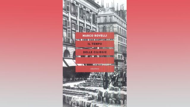 Libro di Carlo Rovelli