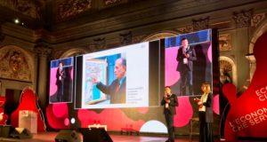 Durante il festival dell'Economia Civile Next, a Firenze, la Casa Editrice Rubbettino riceve Premio Imprenditori per l'Economia Civile 2019.